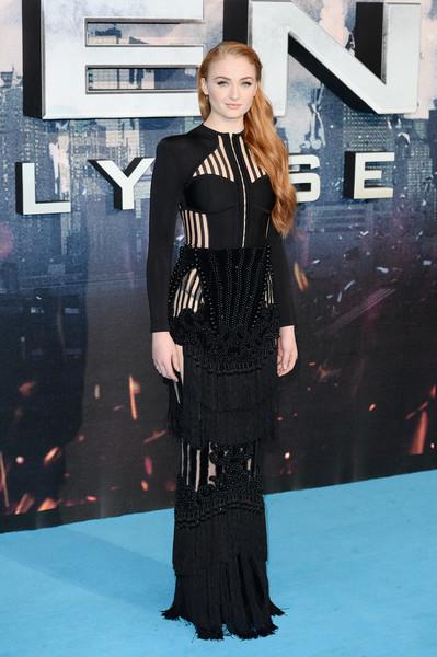 Sophie Turner Bodysuit