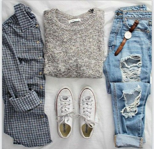 Sweater Outfit For Fall