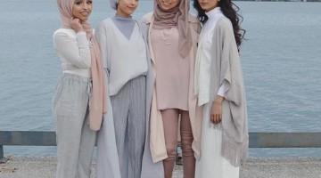 Hijab + Pastels + So Cohesive