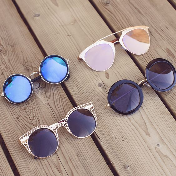 Must have item 5 Chic Sunglasses For Fall Collection