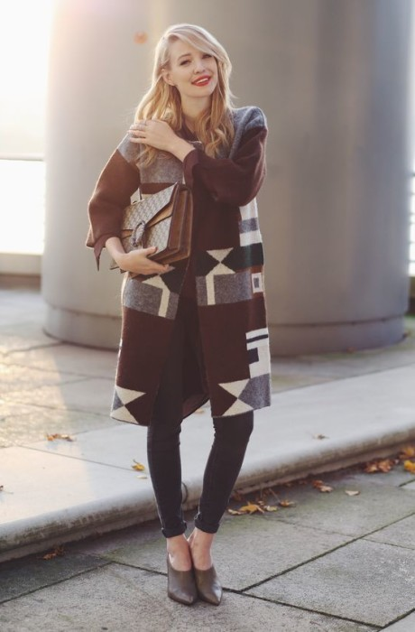 Trend Winter Outfit: Chunky Knit are the Chunkiest!