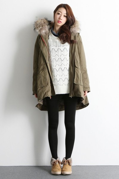 Korean Winter Fashion Ideas You Should Try Now_