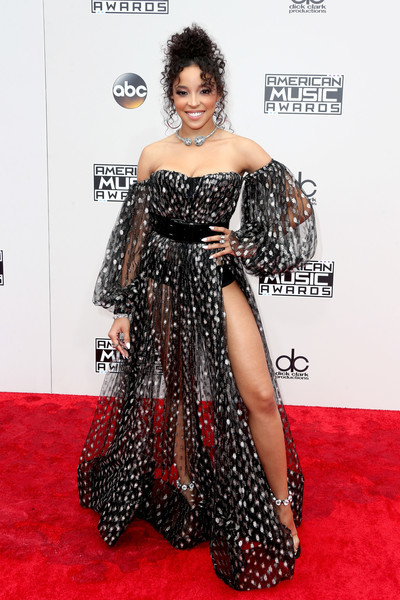 Tinashe in Michael Costello