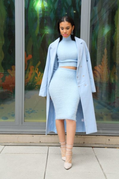 baby blue is a boutique chain of fashionable & affordable women's clothing stores featuring the season's hottest fashion styles in NYC at prices that won't break the bank. Buy stylish dresses, blouses, jackets, shirts, skirts, accessories and more.