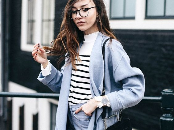 Breton Stripes & Baby Blue