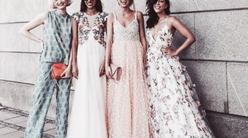 2017 Spring Wedding Guest Outfit Ideas