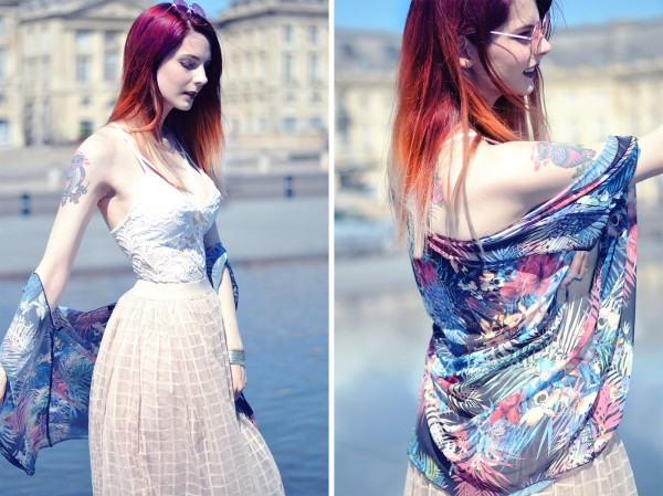Interview With Gaby Owl: French Tattooed and Pierced Fashion Blogger