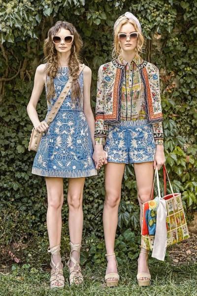 Alice + Olivia Spring 2017 Ready-to-Wear Fashion Show