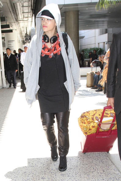 Rita Ora Hoodie