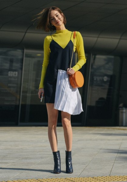 Best Korean Street Style Seoul Fashion Week Refinery29 Autos Post