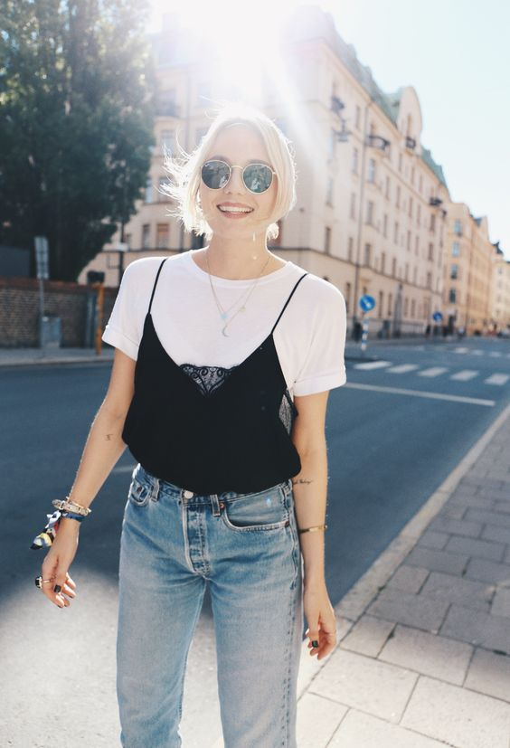 Trend Layering Top Outfit Ideas You Should Try Now