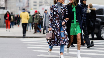 Style We Learn From New York Fashion Week 2017