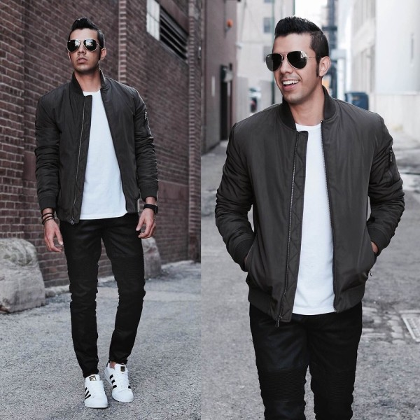 Adidas Superstar » To Fashion MenstyleOutfit Ideas Celebrity Wear 76gbfy