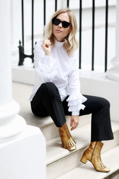 Stylish Ways To Wear Spring Office Outfit