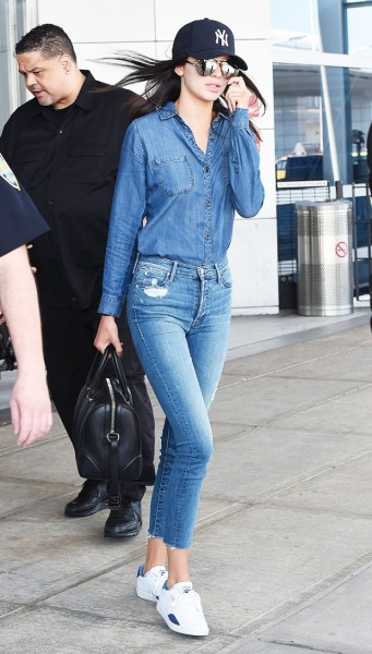 Kendall Jenner | These Celebrities Bowler Bag Going to Inpire You This Spring