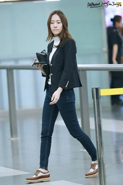 Krystal Airport Fashion