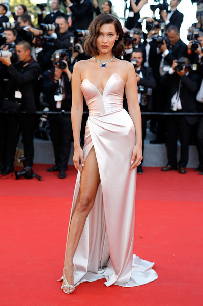 Bella Hadid in Alexandre Vauthier Couture