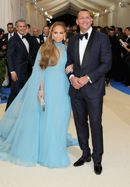 Jennifer Lopez in Valentino