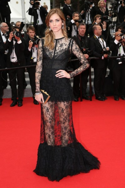 "Chiara Ferragni ""The Blonde Salad's girl"" Best Red Carpet Looks