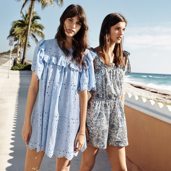"H&M New Collection ""Miami Blues"""