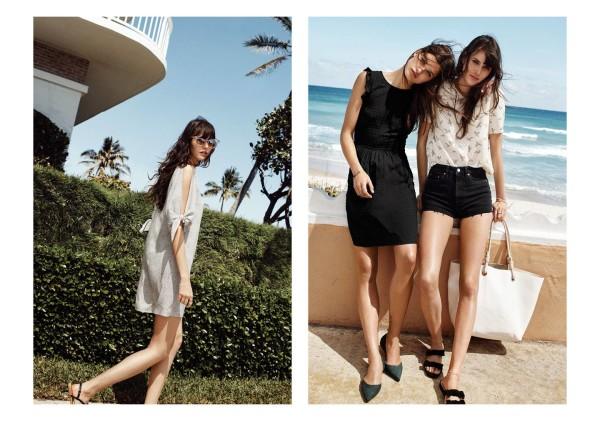 H&M Miami Blues Summer 17
