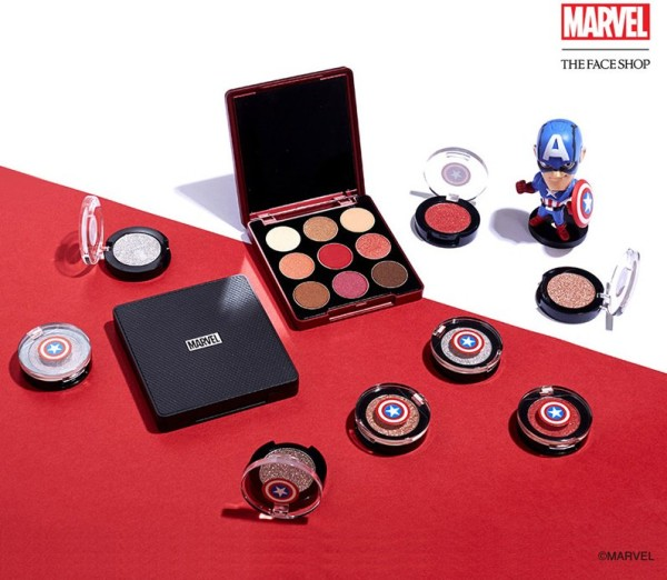 The Face Shop x Marvel: Comic Geek and Beauty Collaboration