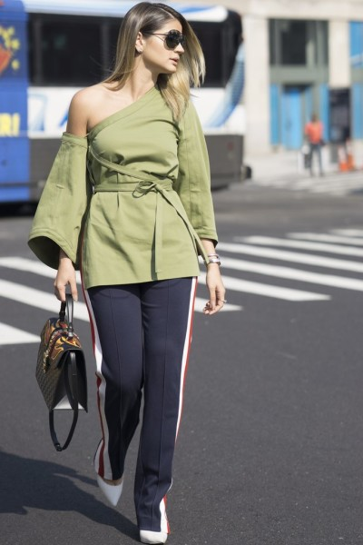 Structured Statement Top That Adds Polish