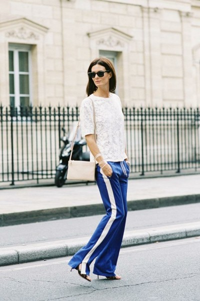 The Most Approved Track Pants Outfit Ideas