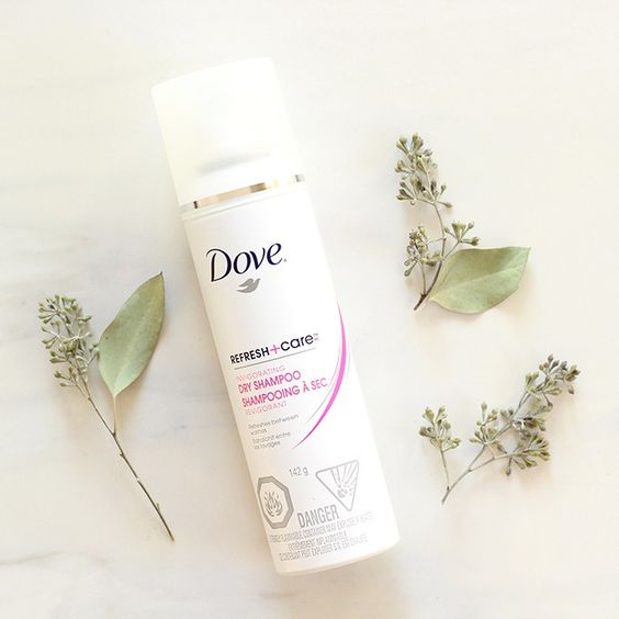 Dove Invigorating Dry Shampoo