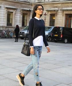 Platform Oxford Stella McCartney shoes
