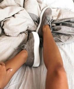 Platform Sneakers via wheretoget.it