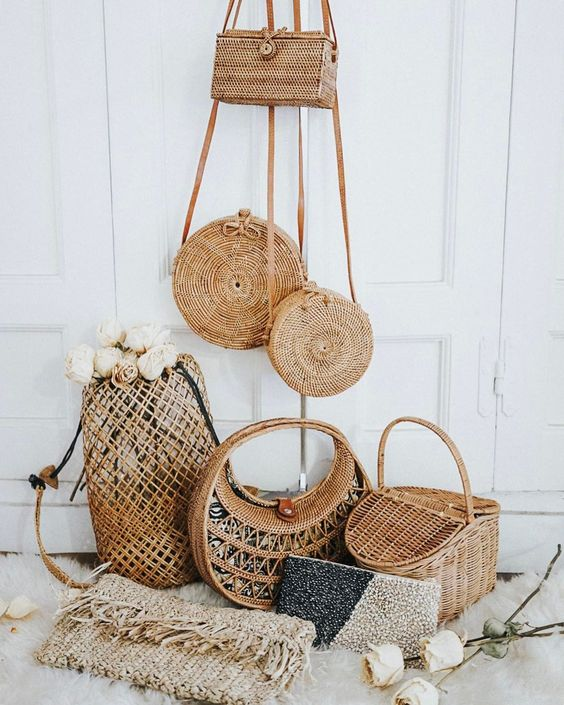 Trend Woven Bag For Summer But Still Seen Everywhere