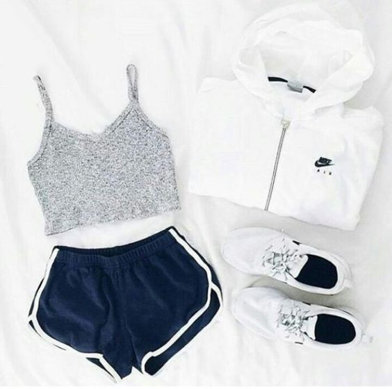 3d6104c298 Cool Gym Outfit Ideas Will Boost Up Your Spirit To Workout ...