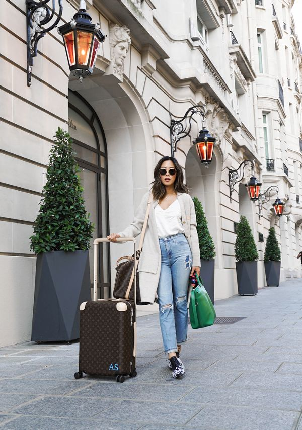 Chic Ways to Style A Cardigan For This Fall via Song of style