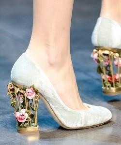 Dolce & Gabbana Statement Heels