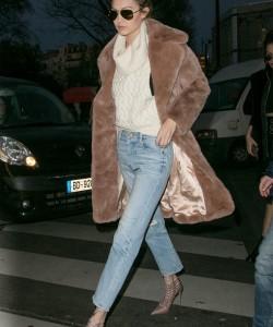 Gigi Hadid again..