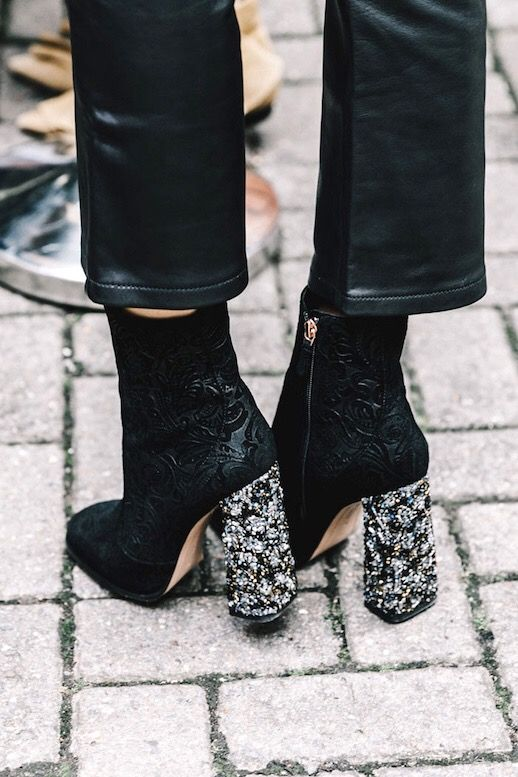 Sparkle Boots via TheyAllHateUs