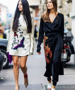 How To Style A Kimono Coat Like Fashion Bloggers