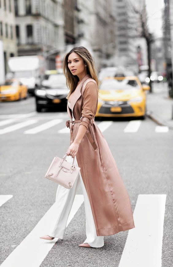 Duster Coat via My Eunoia