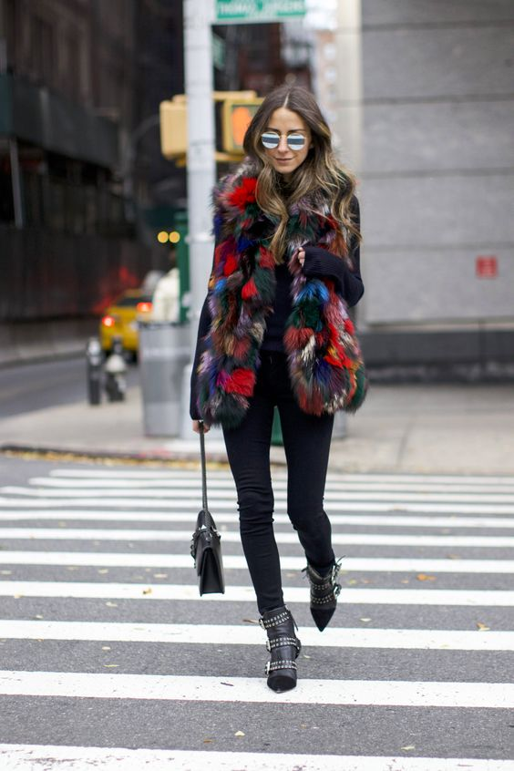 Fur Vest via somethingnavy.com