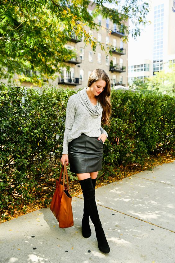 Over-the-Knee Boots via Jess Keys