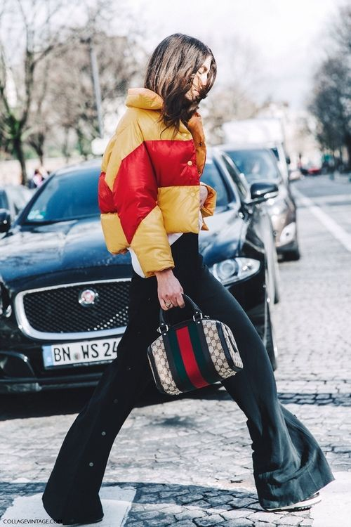 PUFFY JACKET TREND