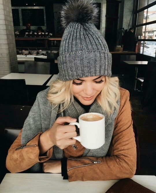 6 Most Favorite Headpieces to Keep You Warm This Winter - Cute Beanie