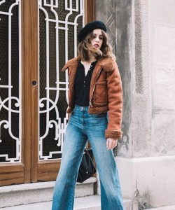 Beret Style Outfit