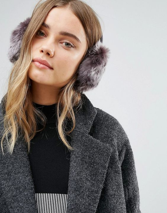 Earmuffs via Asos