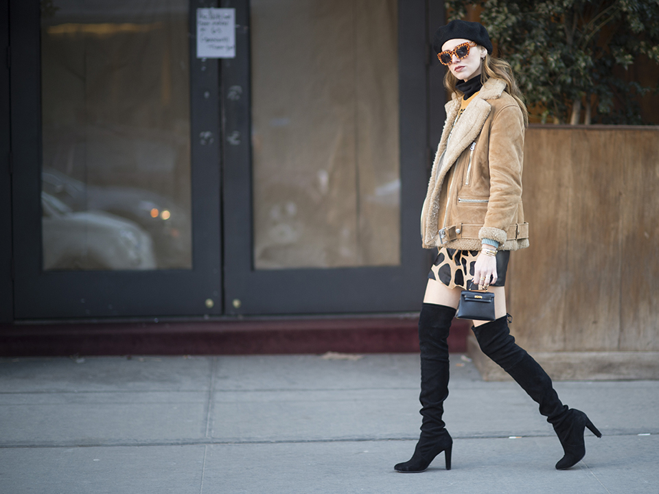 Get Ready To Find Your Perfect Pair Of Thigh-High Boots During This Winter