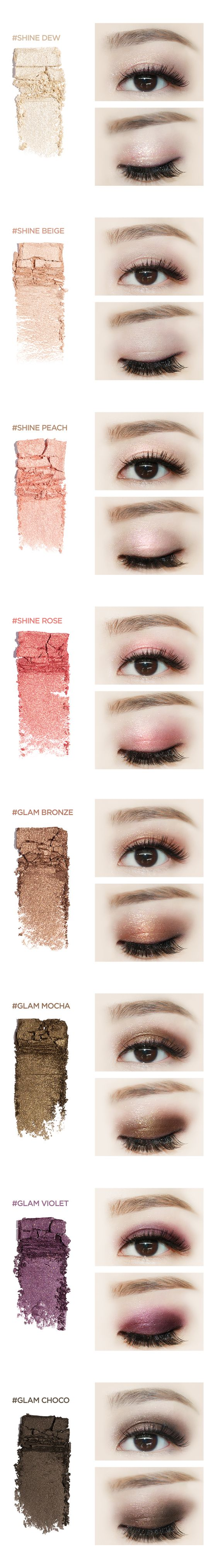 MEMEBOX - PONY Shine Easy Glam Shadow Palette