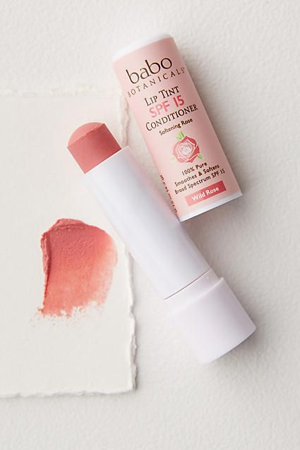 Babo Botanicals Lip Tint Conditioner SPF 15