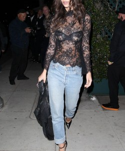 Emily Ratajkowski Stone Cold Fox Gia Top
