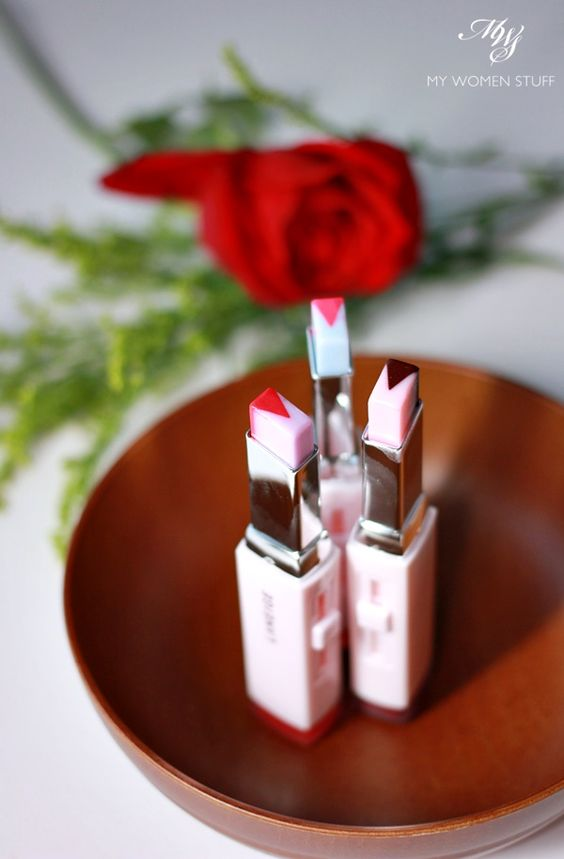 Laneige - Two Tone Tint Lip Bar via pinterest